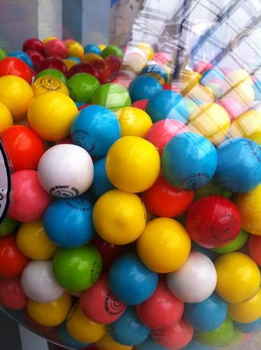 gum candy balls