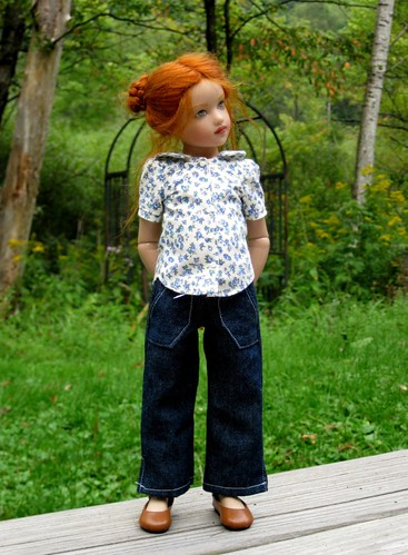Piper on a late summer day by elizabeth's*whimsies