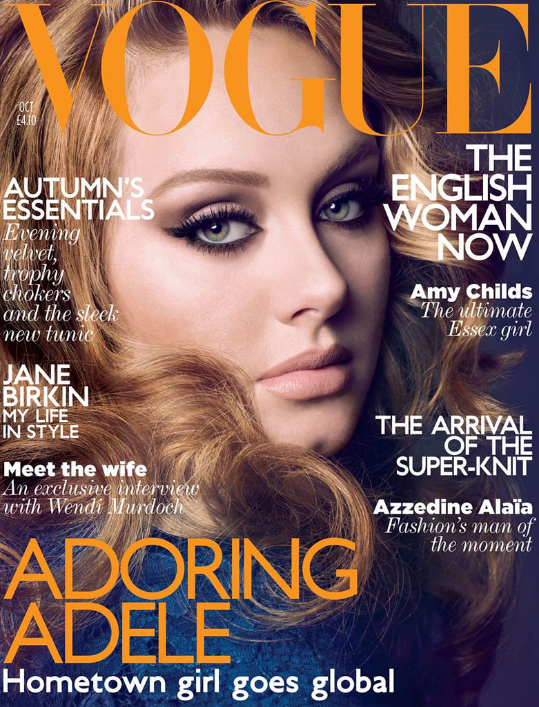 adeleukvogue