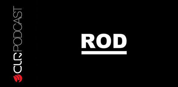 CLR Podcast 132 – ROD (aka Benny Rodrigues) (Image hosted at FlickR)