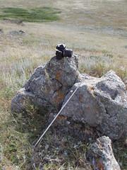 Black Butte (jasonwoodhead23) Tags: canada black milk butte hills alberta rod stainless monopod sweetgrass pentax67