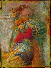 Torna A Surriento (MizzieMorawez) Tags: original inspiration selfportrait color fashion feminine unique performance creative textures fantasy fridakahlo stylish freeform untamed freespirit unorthodox fashioncomedian flowerpirates