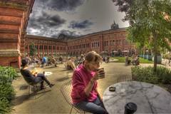 Mmmmm Coffee (darren500D) Tags: cloud coffee clouds table chair albert victoria va starwarsgirl darren500d