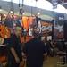 Joe Carducci at booth
