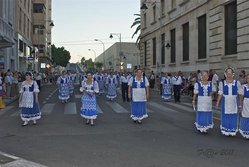 Patrona de Melilla 2011