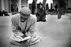 Man Reciting the Qu'ran (Roxbury, MA)