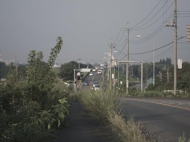秋ヶ瀬橋105mm