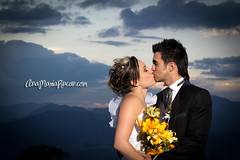 A kiss forever (AniSuperNova83) Tags: wedding sunset portrait love atardecer colombia retrato amor boda marriage medellin matrimonio supernova83 anamariarincon anisupernova