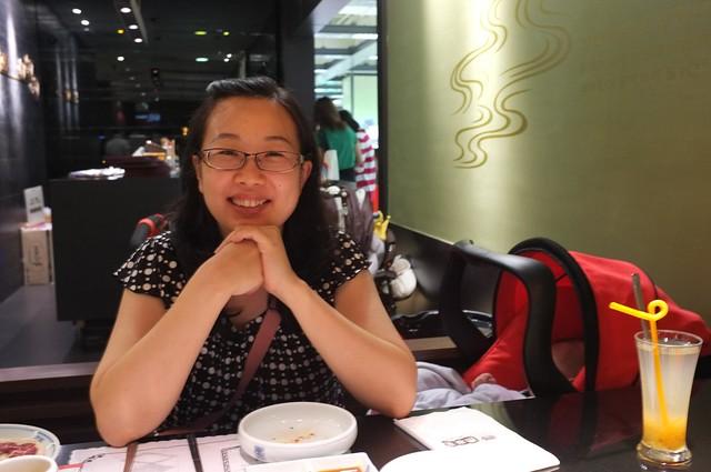 Lydia, Ava - 兩班家韓式碳烤