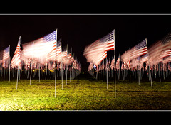 In Memoriam (Edwin_Abedi) Tags: usa america memorial flag 911 malibu tribute 911memorial