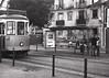 ~ take the tram instead... (Teresa Teixeira) Tags: blackwhite lisboa tram santos leicam3 teresateixeira