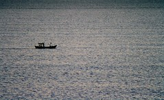Barco (guiceccatto) Tags: sea fish beach sunrise boat mar fishing barco pesca