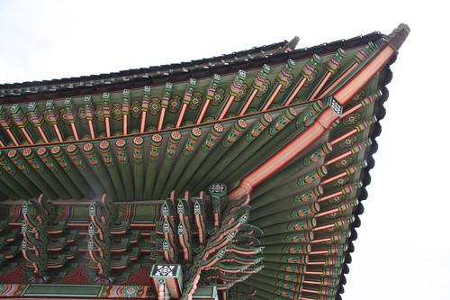 模様 / Palace in Seoul
