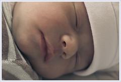Baby Asleep (Flambidou) Tags: baby soft dodo asleep bb clement douceur endormi doux