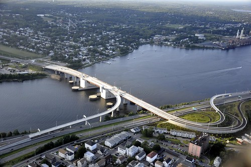 Fall River-Somerset, Veterans Memorial Bridge, September 2011