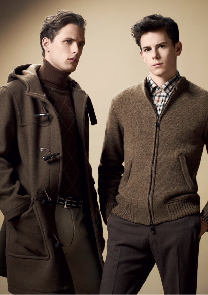DAKS FW11_021Laurent Albucher&Jeremy Young