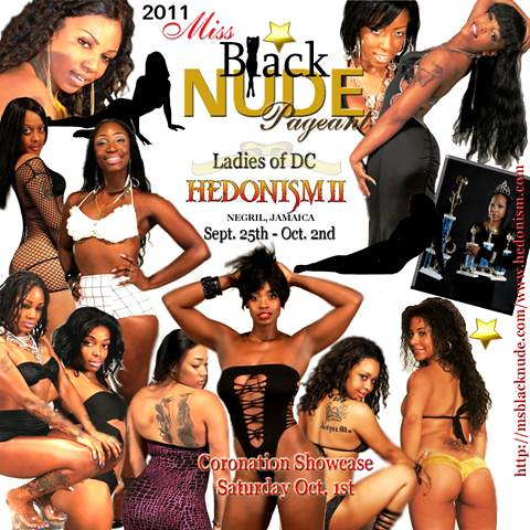 Miss Black Nude Beauty Pageant1