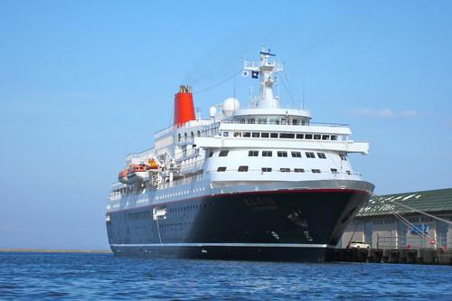 Nippon-maru@Otaru port