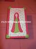 CAIXINHA NOSSA SENHORA (PATCHWORK EMBUTIDO) Tags: artesanato patchwork quadrinhos caixinhas portajoias quadrinhosdematernidade patchworknoisopor patchworkembutido
