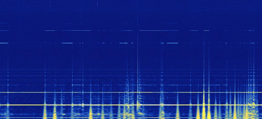 Photocell Spectrogram 20110913