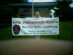 Ishah Wright Supporting Fire Prevention Month in Lynchburg, VA (theprayeramendment) Tags: jason beach home cake set movie studio aka frank mom liberty virginia tv orlando university artist photographer candy florida modeling dr soccer pat jerry craft disney christian holy lynchburg national actress heston kelly wright supplies regent rev recording inc neuman robertson charlton falwell laurah guillen ishah papaschools
