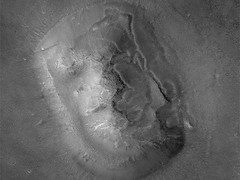 the face on mars