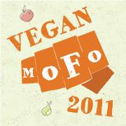 VeganMoFo 2011