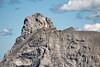 Holzgauer Wetterspitze (DaAnda) Tags: blue sky mountain mountains alps berg clouds landscape austria österreich tour d hütte berge alpen 80 barren alpin lechtal e4 lechtaler nikond80 leutkircher lechtalalps kaiserjochhaus stanskogel