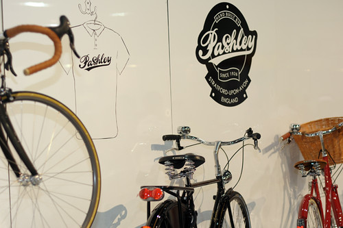 Pashley Display