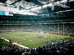 Ford Field by dmitriyk
