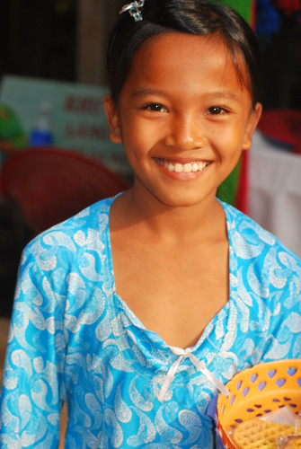 Mekong Delta 2010 Young Girl by lelia22