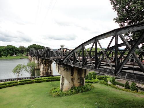 Thailand 45 bridge over the river kwai