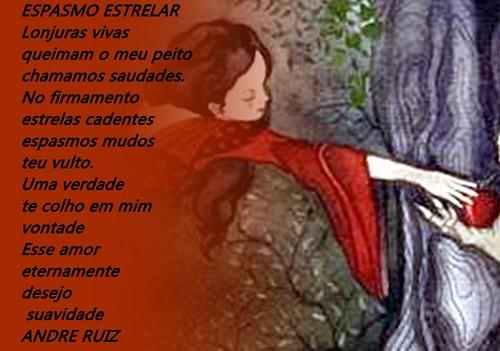 ESPASMO ESTRELAR by amigos do poeta