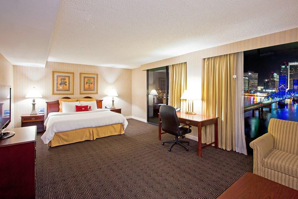 Jacksonville Florida Hotel Suite