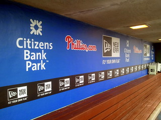 Phillies Dugout WorkPhoto's 047