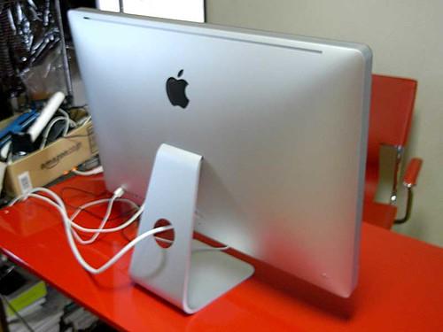 iMacの27インチ