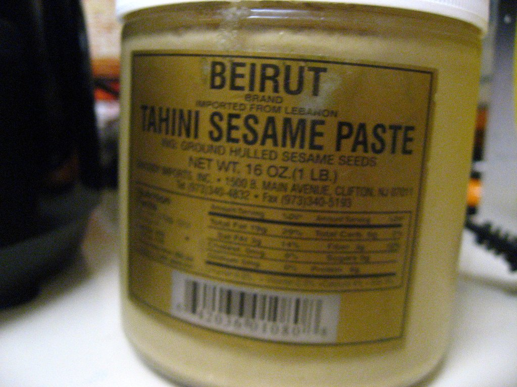 Tahini Sesame Paste