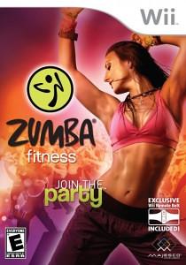3 - Zumba Fitness Wii NTSC