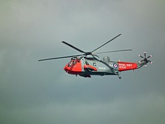 Royal Navy Rescue Chopper (Cornishcarolin. Just moved house!! BUSY!!! xxxxxx) Tags: helicopters royalnavy rnasculdrose carrickroads royalnavyrescue 10shotstofame