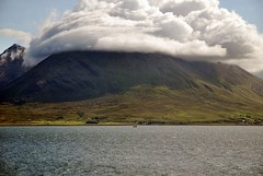 View of Skye from Raasay (floato) Tags: from sea cloud skye water beautiful beauty scotland amazing view hill professional cap expert raasay