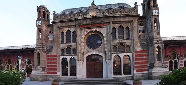 錫爾克吉火車站Sirkeci Station