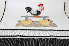 014 - Disponível - Pano de prato (Lila Bordados em Ponto Cruz) Tags: