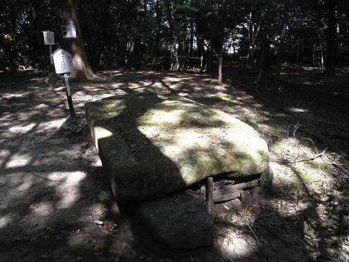 柿本寺跡(人麻呂の歌塚)-10