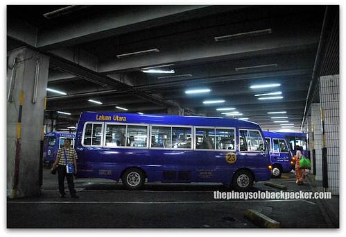 Bandar Seri Begawan bus station photo