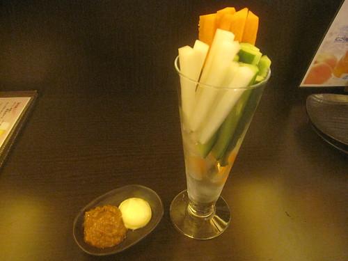 野菜スティック@akitaka(練馬)