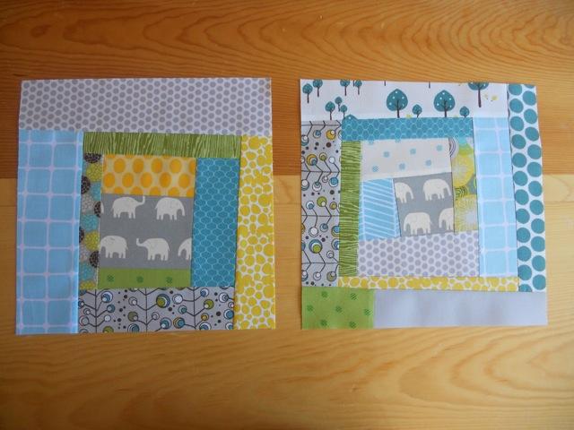 Blocks No. 1 and 2