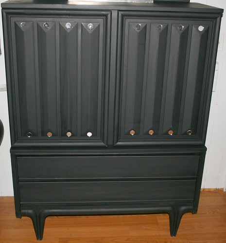 Armoire/Dresser by Rick Cheadle Art and Designs
