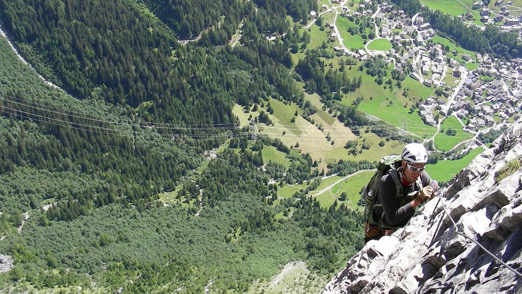Klettersteig Wallis : The world s best photos of klettersteig and wallis flickr hive mind