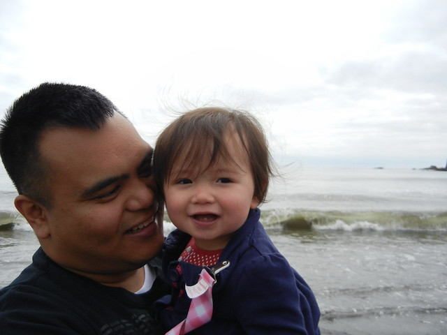 La Push with Uncle John