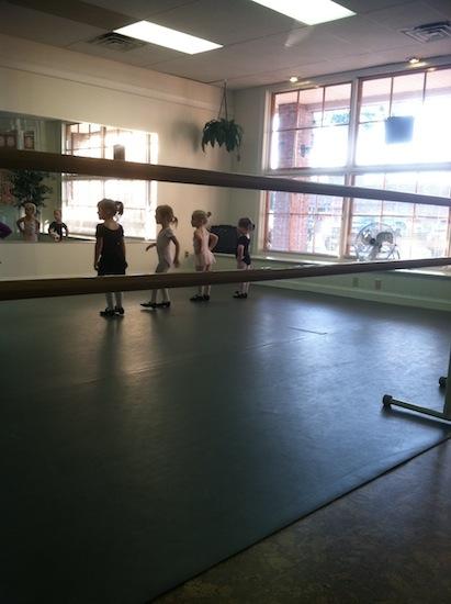 Mabry's First Dance Class #4